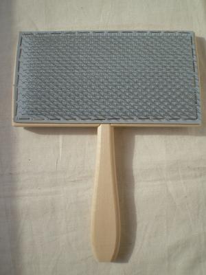 毛糸カーダー