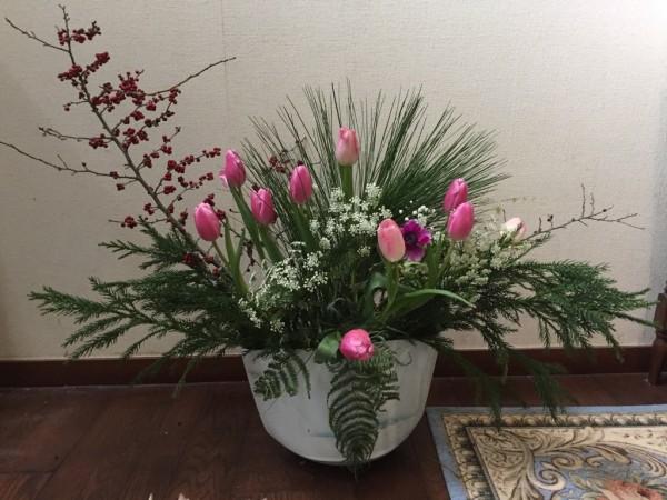 のあままの花